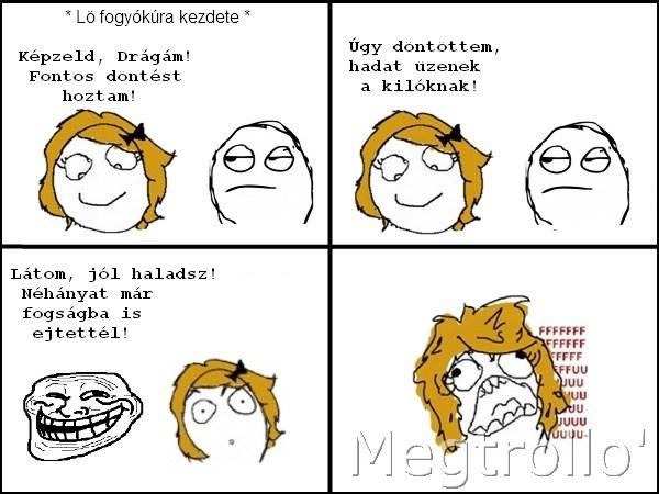 fogyokura kezdese)